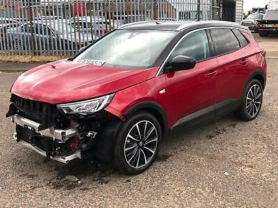 2020 GRANDLAND HYBRID 4X4 ELITE NAV 70 reg accident damaged repairable salvage