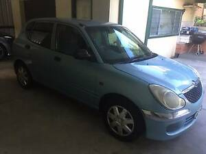 2004 Daihatsu Sirion Hatchback Guildford Parramatta Area Preview