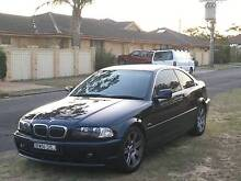 2002 BMW 325Ci Coupe Woy Woy Gosford Area Preview