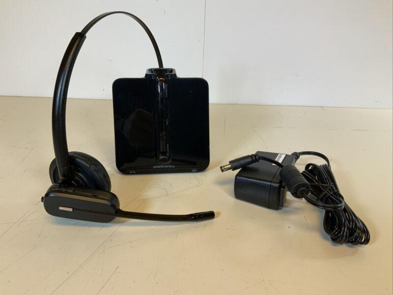 Plantronics CS540 Wireless Headset And CO54 Base