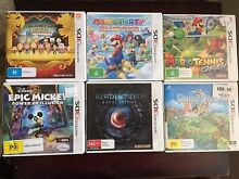 6 Nintendo 3DS Games + Free Extras Castle Hill The Hills District Preview