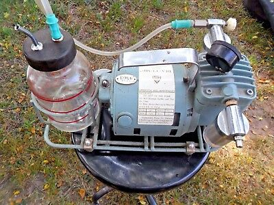 Air-shields Dia Pump Aspirator Compressor Suction Working Clean Unot Complete