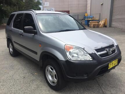 2003 Honda CR-V SUV (4X4)  - FINANCE TAP Mayfield East Newcastle Area Preview