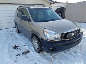 2005 Buick Rendezvous AWD SUV w/Starter only $2900