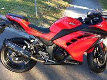 Kawasaki ninja 2015 low km Tempe Marrickville Area Preview