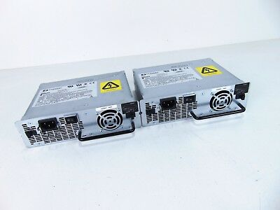 Foundry Networks 32002-000 REV A RPS5 DCJ2201-02P REV D 220W AC Power Supply x2