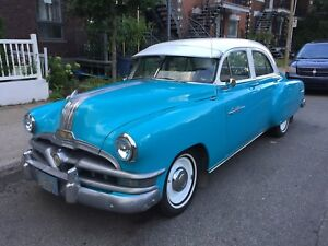 Pontiac chieftain 1952
