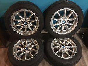 """4 MAGS D'ORIGINE BMW 16"""""""
