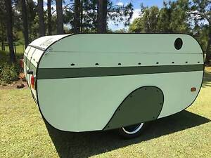 1966 Home Made Plywood Caravan. Elimbah Caboolture Area Preview