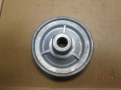 New Other Congress Ca350 X 12 Bore Size V Belt Sheave Pulley.