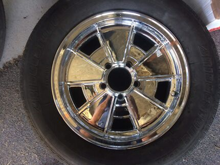 VW Kombi BRM wheels New