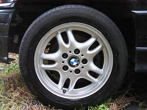 BMW 7 x 16in Styling 30 Alloy Wheels x5 Kaleen Belconnen Area Preview