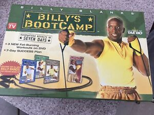 Billy boot camp system