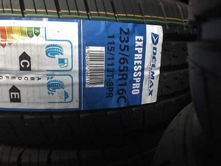 New 235/65R16 C light truck tyres