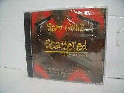 Sam Gunz Scattered CD album New Sealed Great Stocking Stuffer ships FREE Greats Cd Album