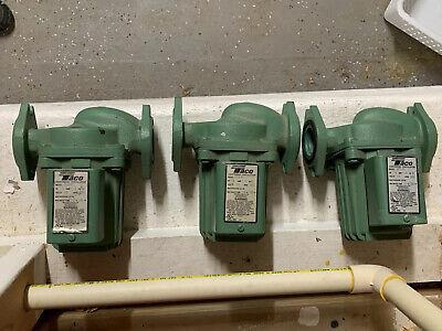 Taco Hydronic Circulating Pump18hp 0010-f3