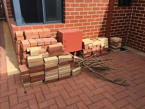 Free brick pavers Kingsley Joondalup Area Preview