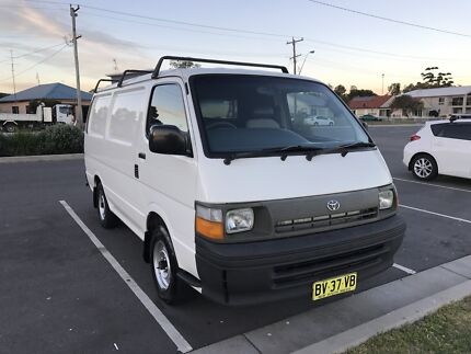 Hiace Van and Hydramaster Truck Mount