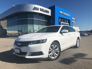 2018 Chevrolet Impala LT V6 ROOF HEATED SEATS HEATED STEERING WH