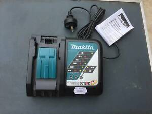 Makita DC18 RC battery charger – brand new – RRP less 20%