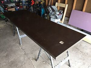 """Final Price Drop - Stainless Steel Countertop 30"""" x 87"""""""
