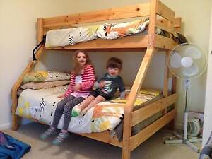 Treble Bunk bed with trundle Longwood Strathbogie Area Preview