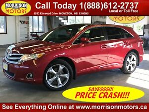 2015 Toyota Venza XLE - V6 AWD Leather/Roof/Nav!!