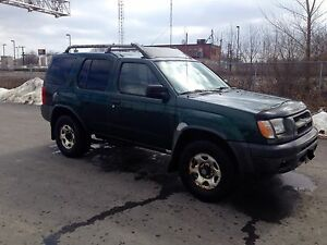 2000 Nissan Xterra 5speed V6 4x4
