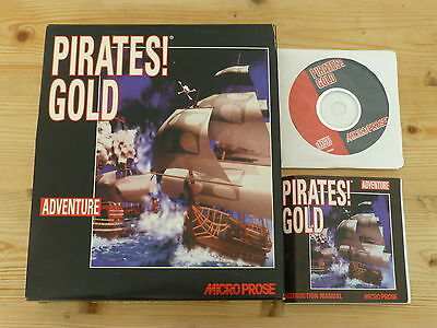 Pirates! Gold - PC - Big Box