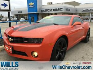 2010 Chevrolet Camaro 2LT RS LEATHER MANUAL