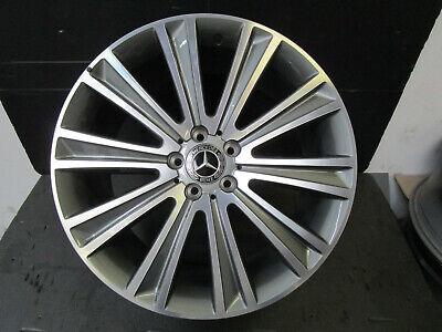 1x Original Mercedes S Klasse W222 Alufelge 20 Zoll A2224012802 R517