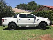 2013 XLT Ford Ranger 3.2L Turbo diesel Dubbo Dubbo Area Preview