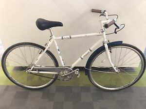 Raleigh One Way Hybrid bicycle