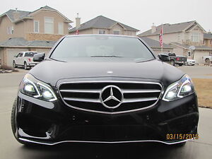 2014 Mercedes-Benz E-Class E250AWD Sedan