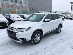 2016 Mitsubishi Outlander SE V6 AWD 7 PASSAGERS TOUT EQUIPE