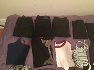 BUNCH OF CLOTHES (35items) $100 BUNDLE