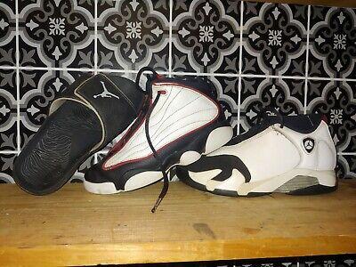 Nike Jordan Youth Kids Sneaker Lot Sz 2y,2.5, 3y see description please