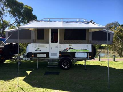 Camper trailer hire*** Jayco Hawk Outback*** Caravan hire Hillarys Joondalup Area Preview
