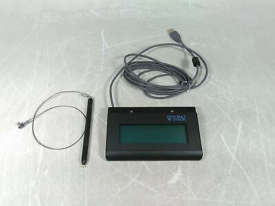 Topaz T-l462-h111a-r Signaturegem Lcd 1x5 Usb Signature Pad And Pen
