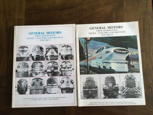 "Delta ""GENERAL MOTORS FIRST GENERATION DIESEL-Electric LOCOMOTIVES"",vol1,2B&W,HC"