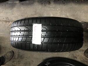 1 pneu été P205/45R17