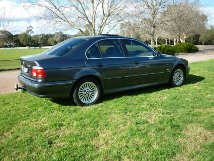 1997 BMW 5 Sedan Ringwood Maroondah Area Preview