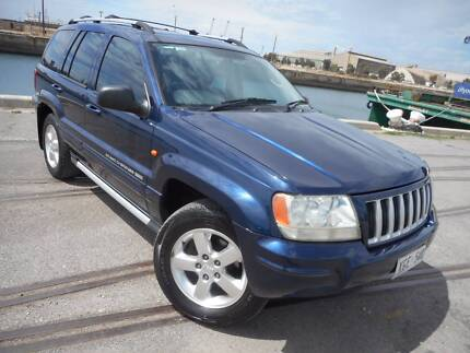2005 Jeep Grand Cherokee 4X4 SUV only 113,000 Klms Luxury Plus