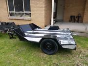 Motorbike trailer Richmond Yarra Area Preview