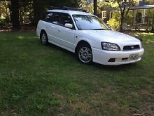2002 Subaru Liberty Wagon Wentworth Falls Blue Mountains Preview