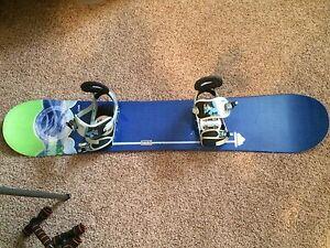 Snowboard Binding Boots