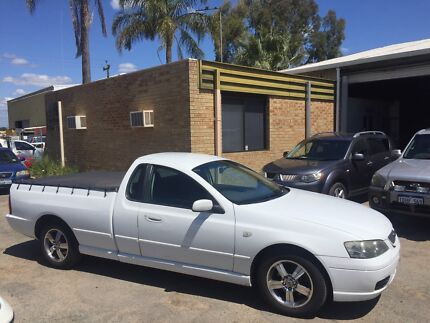 """2006 BF Ford Falcon Ute """"FREE 1 YEAR WARRANTY"""" Welshpool Canning Area Preview"""
