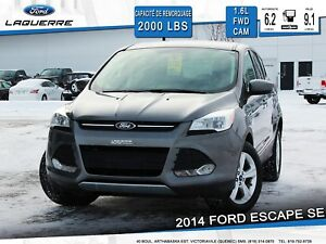 2014 Ford Escape SE **CAM*SIÈGES CHAUFFANTS*BLUETOOTH**