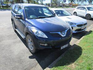 2012 GWM X200 (4x4) TURBO DIESEL AUTO SOLE PARENT FINANCE