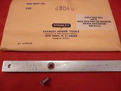 Stanleybosch 83049 Metal Jamb Gauge Block 5-12 Use With 83038 Hinge Templet